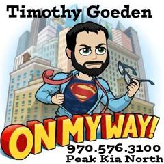 Timothy Goeden